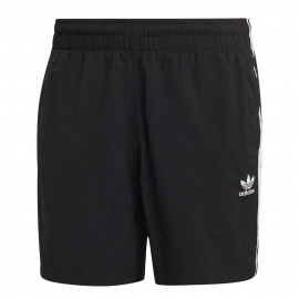 ADIDAS originals shorts corto nero uomo
