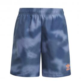 ADIDAS originals shorts fantasia blu bambino