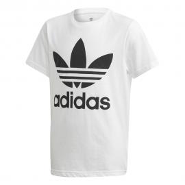 ADIDAS originals t-shirt big logo aa nero bambino