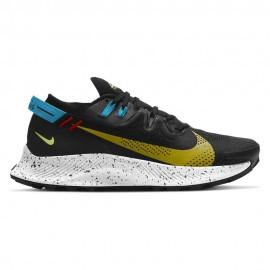 Nike Scarpe Trail Running Pegasus 2 Nero Giallo Uomo