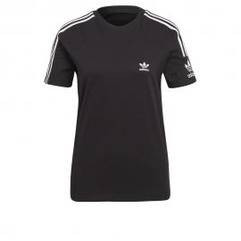 ADIDAS originals t-shirt logo nero donna