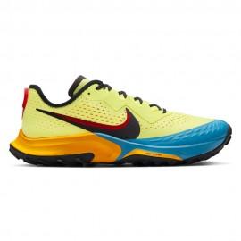 Nike Scarpe Trail Running Air Zoom Terra Kiger 7 Lime Uomo