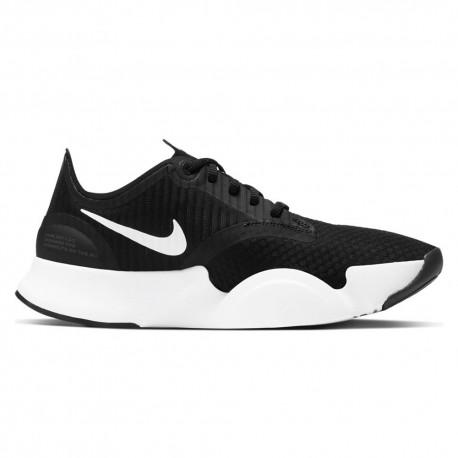 Nike Scarpe Palestra Superrep Go Nero Bianco Donna