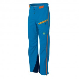 Karpos Pantalone Alpinismo Storm Evo Azzurro Arancio Uomo
