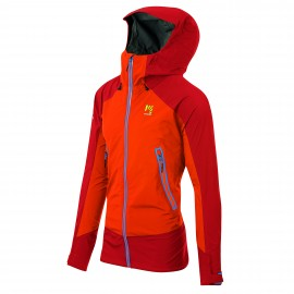 Karpos Giacca Alpinismo Storm Evo Arancio Rosso Uomo