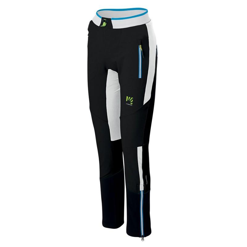Karpos Pantalone Alpinismo Alagna Plus Evo Nero Bianco Donna