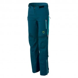 Karpos Pantalone Alpinismo Jorasses Plus Gtx Azzurro Donna
