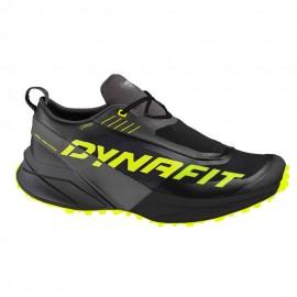 Dynafit Scarpe Trail Running Ultra 100 Gtx Nero Giallo Uomo
