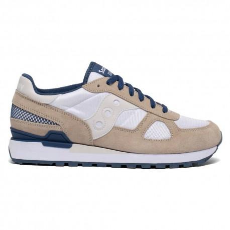 Saucony Sneakers Shado O Bianco Uomo