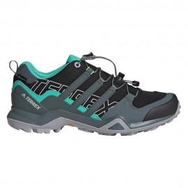 ADIDAS scarpe trail running terrex swift r2 gtx nero donna