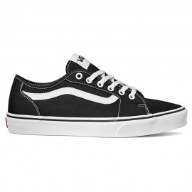 Vans Sneakers Filmore Decon Nero Bianco Donna