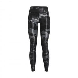 Under Armour Leggings Palestra Isochill Nero Donna