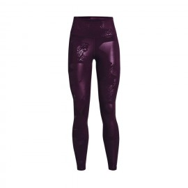 Under Armour Leggings Sportivi Rush Viola Donna