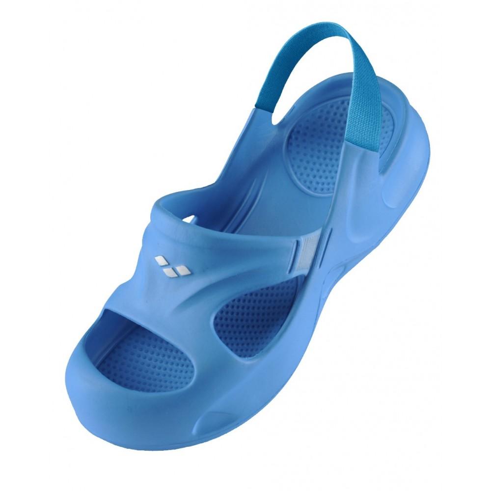 Arena ciabatta laccio softy azzurro bambino 8127177 acquista online su sportland - Arena ciabatte piscina ...