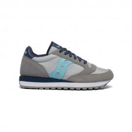 Saucony Sneakers Jazz Original Grigio Azzurro Bambino