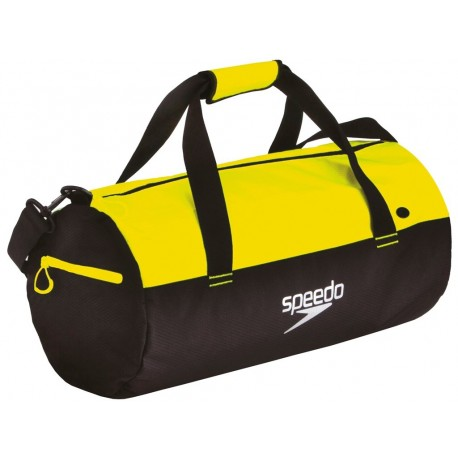 Speedo Borsa Train Nero/Giallo