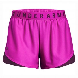 Under Armour Shorts Sportivi Fucsia Donna