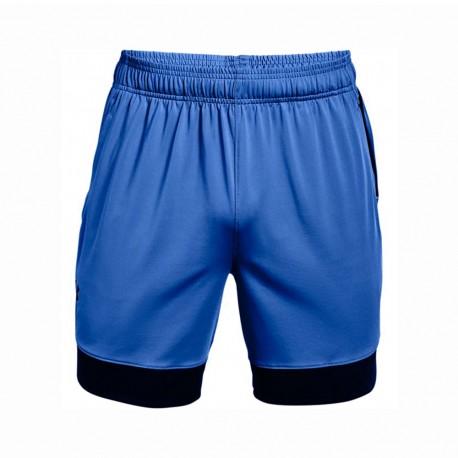 Under Armour Shorts Sportivi Stretch 7in Blu Uomo
