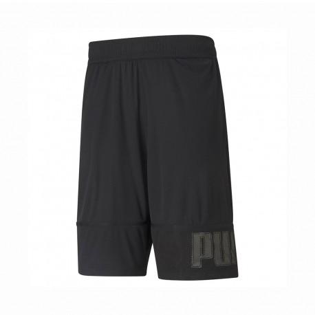 Puma Shorts Sportivi Nero Uomo