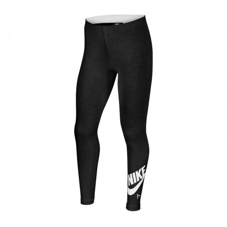 Nike Leggings Air Swoosh Nero Bambina
