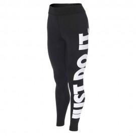Nike Leggings Just Do It Nero Donna