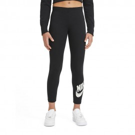 Nike Leggings Rtl Pack Nero Bambina