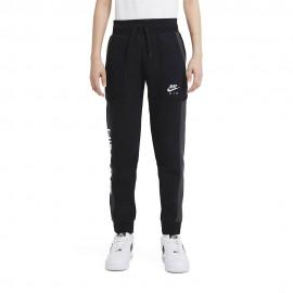 Nike Pantaloni Con Polsino Nike Air Nero Bambino