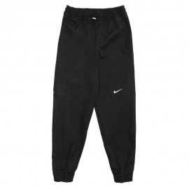 Nike Pantaloni Con Polsino Swoosh Nero Donna