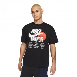 Nike T-Shirt Eprld Tour Nero Uomo