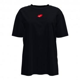 Nike T-Shirt Nero Donna