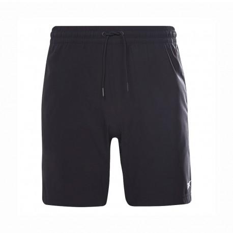 Reebok Shorts Sportivi Nero Uomo