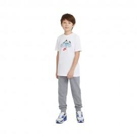 Nike T-Shirt Shoes Bianco Bambina