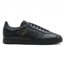 ADIDAS originals sneakers gazelle lea nero uomo