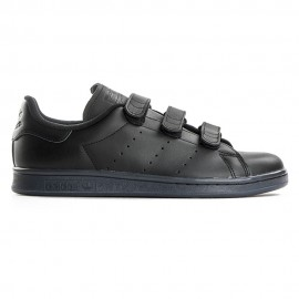 ADIDAS originals sneakers stan smith nero uomo