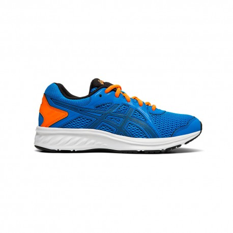 Asics Sneakers Jolt 2 Gs Blu Arancione Bambino