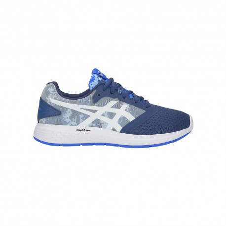 Asics Sneakers Patriot 10 Gs Sp Grigio Bambino