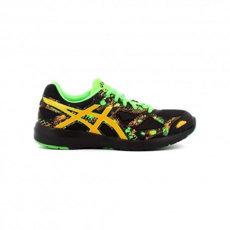 Asics Sneakers Gel-Lightplay 3 Gs Nero Arancione Bambino