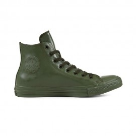 Converse Sneakers Alte All Star Hi Verde Donna