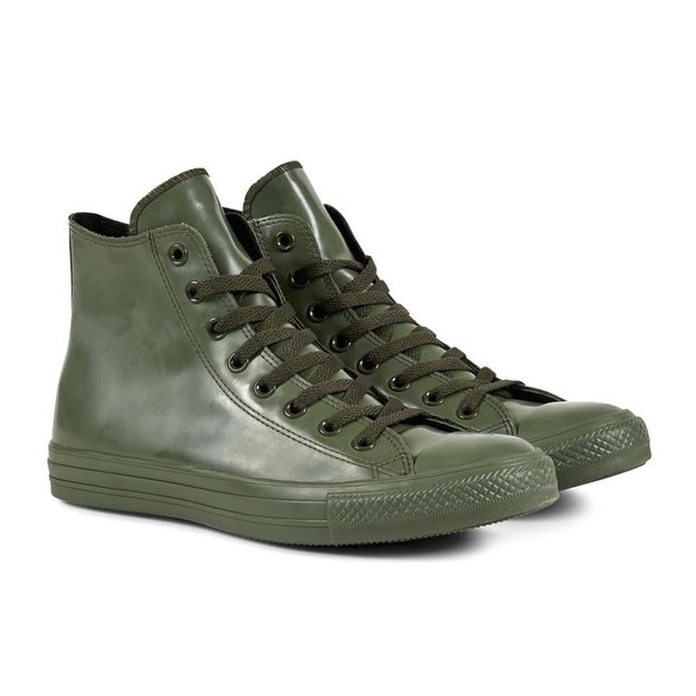 scarpe converse da donna verde