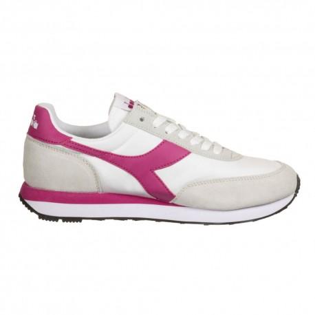 Diadora Sneakers Koala R Bianco Fucsia Donna