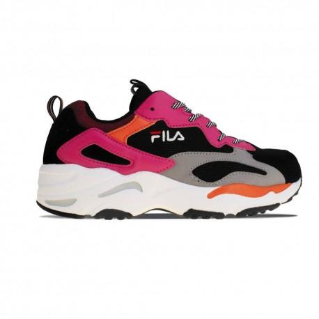 Fila Sneakers Ra Tracer Nero Rosa Donna