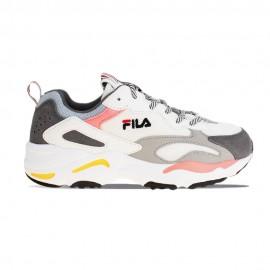 Fila Sneakers Ray Tracer Grigio Donna