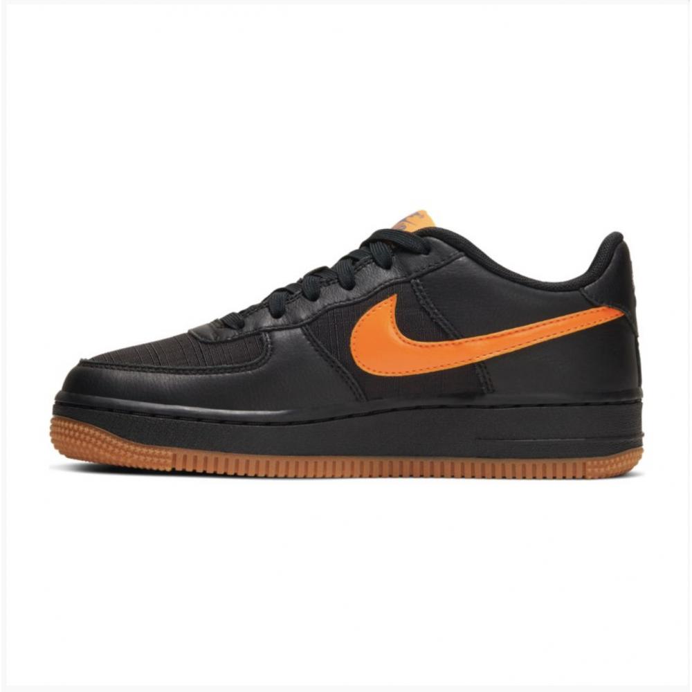 air force 1 baffo arancione