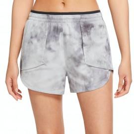 Nike Short Running Icon Clash Luxe Grigio Donna