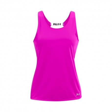 Under Armour Canotta Running Fly By Rosa Donna