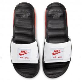 Nike Ciabatte Slide Air Max 90 Nero Rosso Uomo