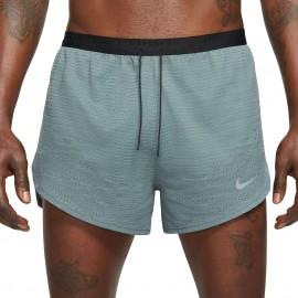 Nike Short Runnig 5in Dvn 14hr Grigio Uomo