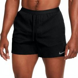Nike Short Running 5in Dvn Flex Stride Nero Uomo