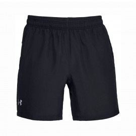 Under Armour Short Running 7in Speed Stride Nero Uomo