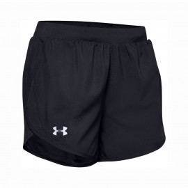 Under Armour Short Running Fly By 2.0 Nero Donna